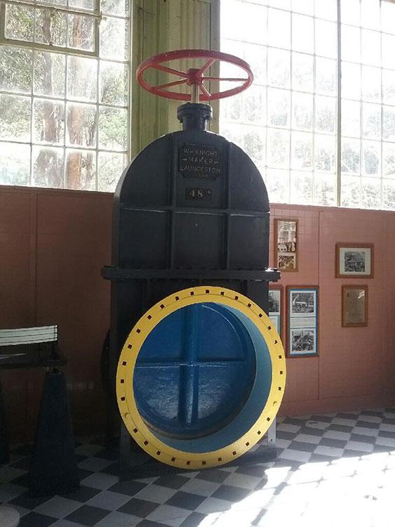 48inch Knights gate valve